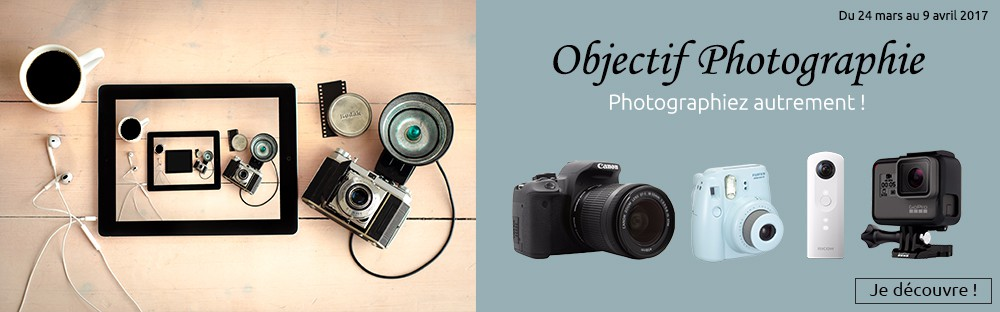 Objectif photographie