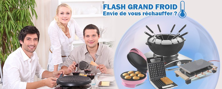 Flash Grand Froid