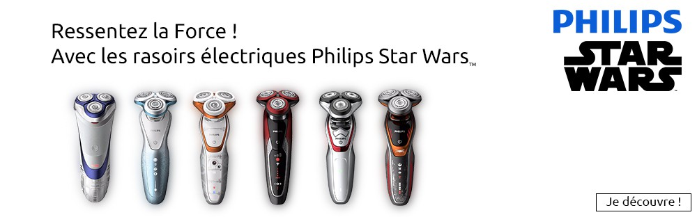 Rasoirs Philips - Star Wars